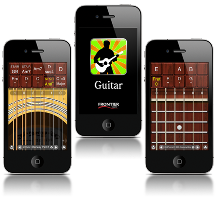 guitarstudio the best iphone guitar. Black Bedroom Furniture Sets. Home Design Ideas